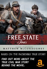 Free State of Jones- Amazon