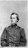 John Ramsay, Bv't. Maj. General, half-length portrait, seated, facing left, in uniform