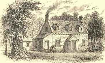 The House in which Henry Clay was Born