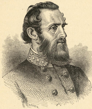 General Thomas J. --Stonewall-- Jackson